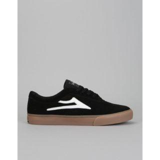 Lakai Sheffield Skate Shoes (zwart/wit)