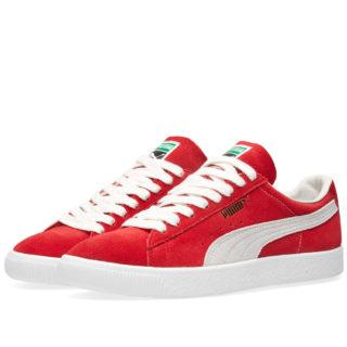 Puma Suede 90681 OG Pack (Red)
