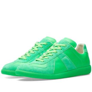 Maison Margiela 22 Fluro Replica Sneaker (Green)