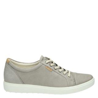 Ecco Soft 7 lage sneakers taupe