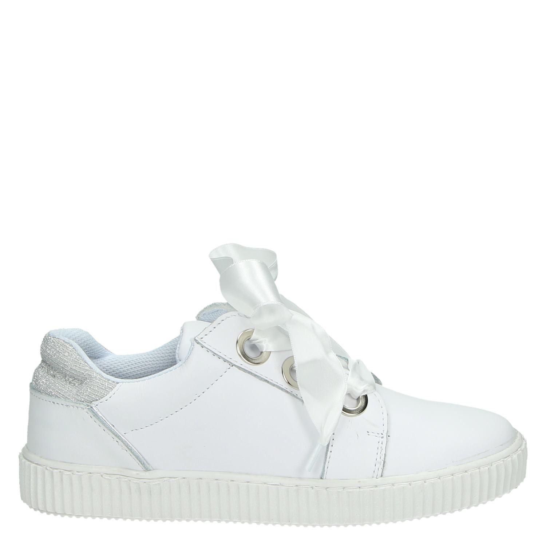 Poelman Sneaker Blanc Perle we710