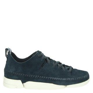 Clarks Originals lage sneakers blauw