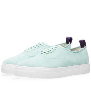 Eytys Mother Suede Sneaker (Green)