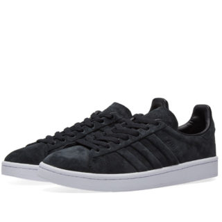 Adidas Campus Stitch & Turn (Black)