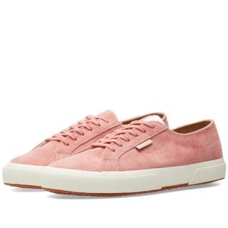 Superga x Highsnobiety 2750 Hairy Suede (Pink)