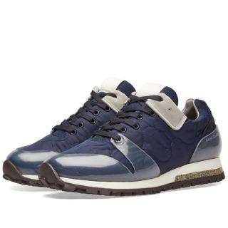 Acne Studios Jimmy Quilt Sneaker (Blue)