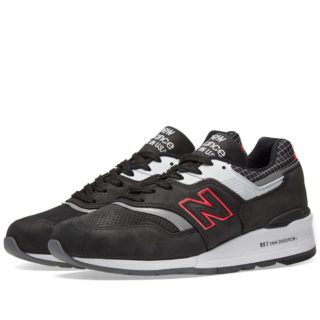 New Balance M997CR - Made in the USA (Black)