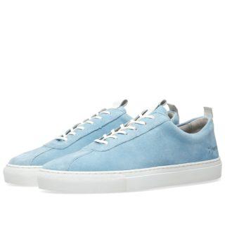 Grenson Sneaker 1 (Blue)