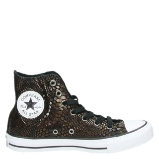 Converse All Star hi hoge sneakers bruin