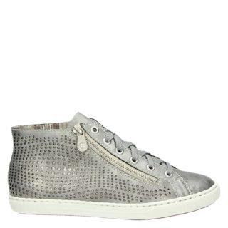Rieker hoge sneakers grijs