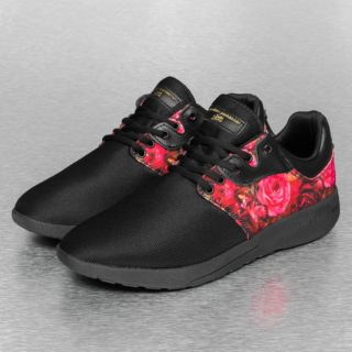 Sixth June Flower II in zwart