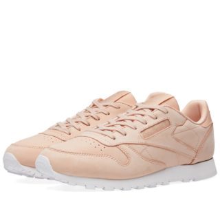 Reebok Classic Leather W (Pink)