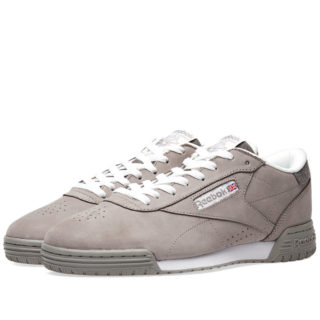 Reebok Exofit Lo Clean (Grey)