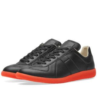 Maison Margiela 22 Classic Replica Sneaker (Black)