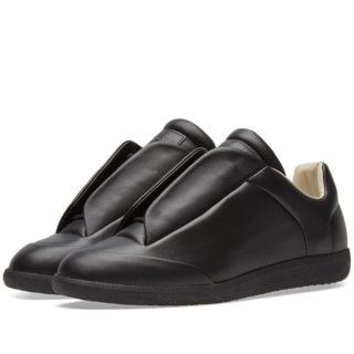 Maison Margiela 22 Low Top Future Sneaker (Black)
