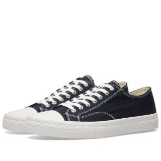 Junya Watanabe MAN Cotton Twill Sneaker (Blue)