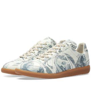 Maison Margiela 22 Dollar Replica Sneaker (Grey)