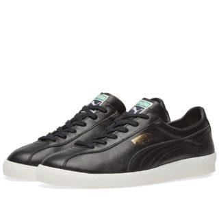 Puma Te-Ku Leather (Black)