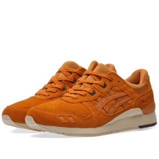 Asics Gel-Lyte III (Orange)