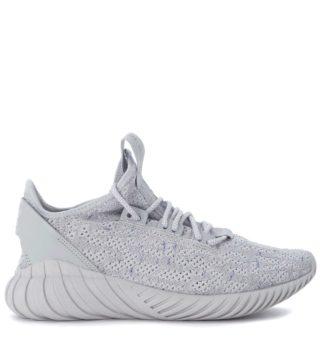 Adidas Originals Adidas Tubular Doom Grey Sneakers (grijs)