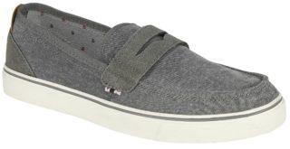 Refresh Black Slipper Sneakers grijs