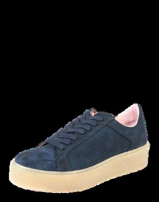 SPM Dames Sneakers laag ´Soho´ navy
