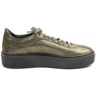 Shoecolate DAMES sneaker 652.71.550 bruin