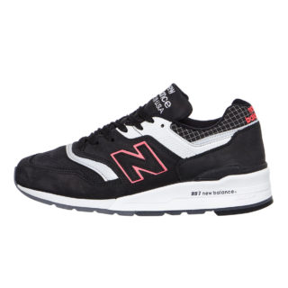 New Balance M997 CR Made in USA (zwart/wit)