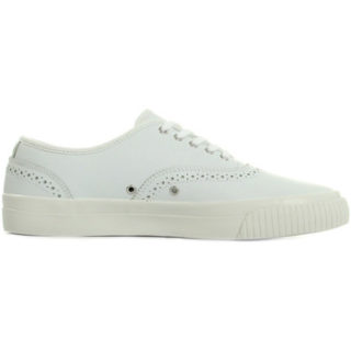 Fred Perry Barson Brogue Leather White