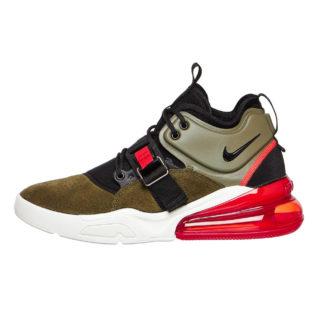 Nike Air Force 270 (groen/zwart/rood)