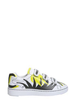 ASH X Filip Pagowski Pharell Sneakers (wit)