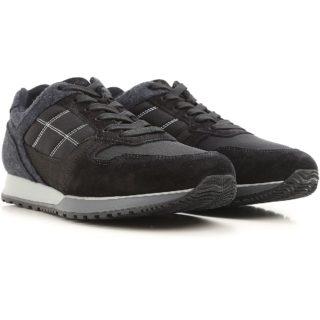 Hogan Sneakers H321 (zwart)