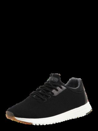 Marc O´Polo Heren Sneakers laag grijs / zwart