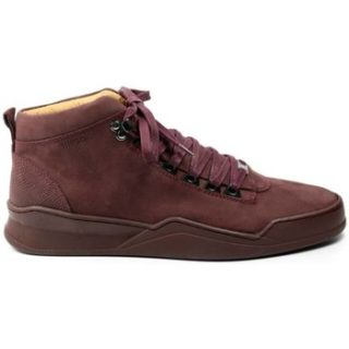Hinson HEREN hoge veterschoen ALLIN PEAK MID bordeaux