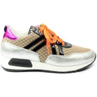 Noclaim DAMES sneaker SOLE 5 zilver