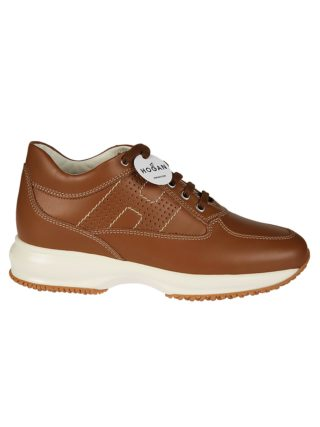 Hogan Hogan Interactive H Bucata Sneakers (bruin)