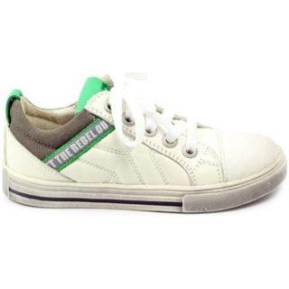Braqeez JONGENS sneaker 418362 wit