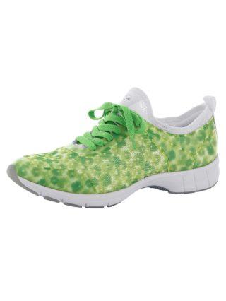Sneaker Gabor groen gecombineerd