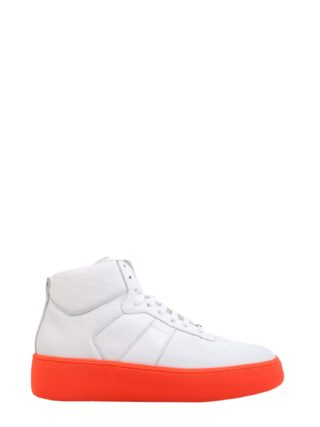 Maison Margiela High Top Sneakers (wit)