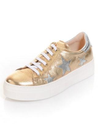 Sneaker Alba Moda goudkleur