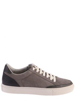 Brunello Cucinelli Suede Sneakers (grijs)