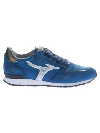 Mizuno Mizuno Embroidered Sneakers (blauw)