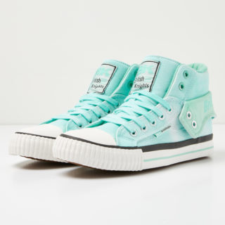 British Knights roco women's high-top sneaker (groen)