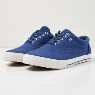 British Knights decoy men's low-top sneaker (blauw)