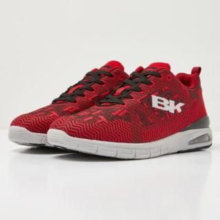 British Knights energy men's low-top sneaker (rood)
