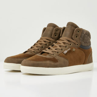British Knights ranger men's high-top sneaker (bruin)