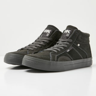 British Knights parrot mid men's high-top sneaker (grijs)