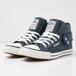 British Knights roco men's high-top sneaker (blauw)
