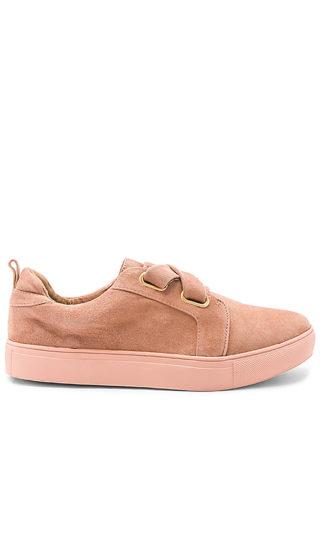 JAGGAR Fractured Sneaker in Blush