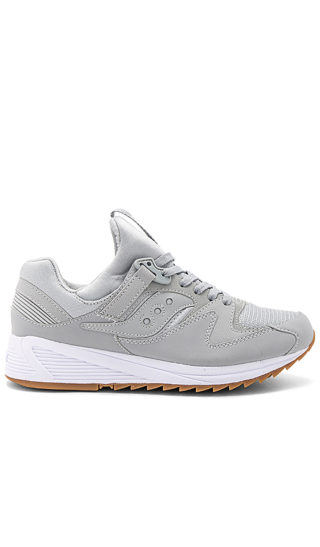 Saucony Grid 8500 in Gray